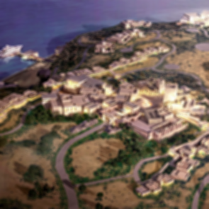 Batu Bay - Concept Aerial View