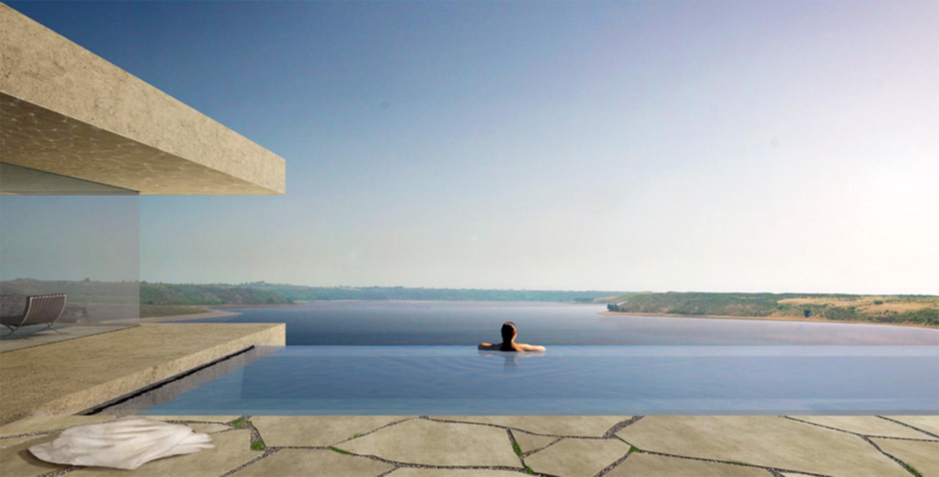 Batu Bay - Pool Concept