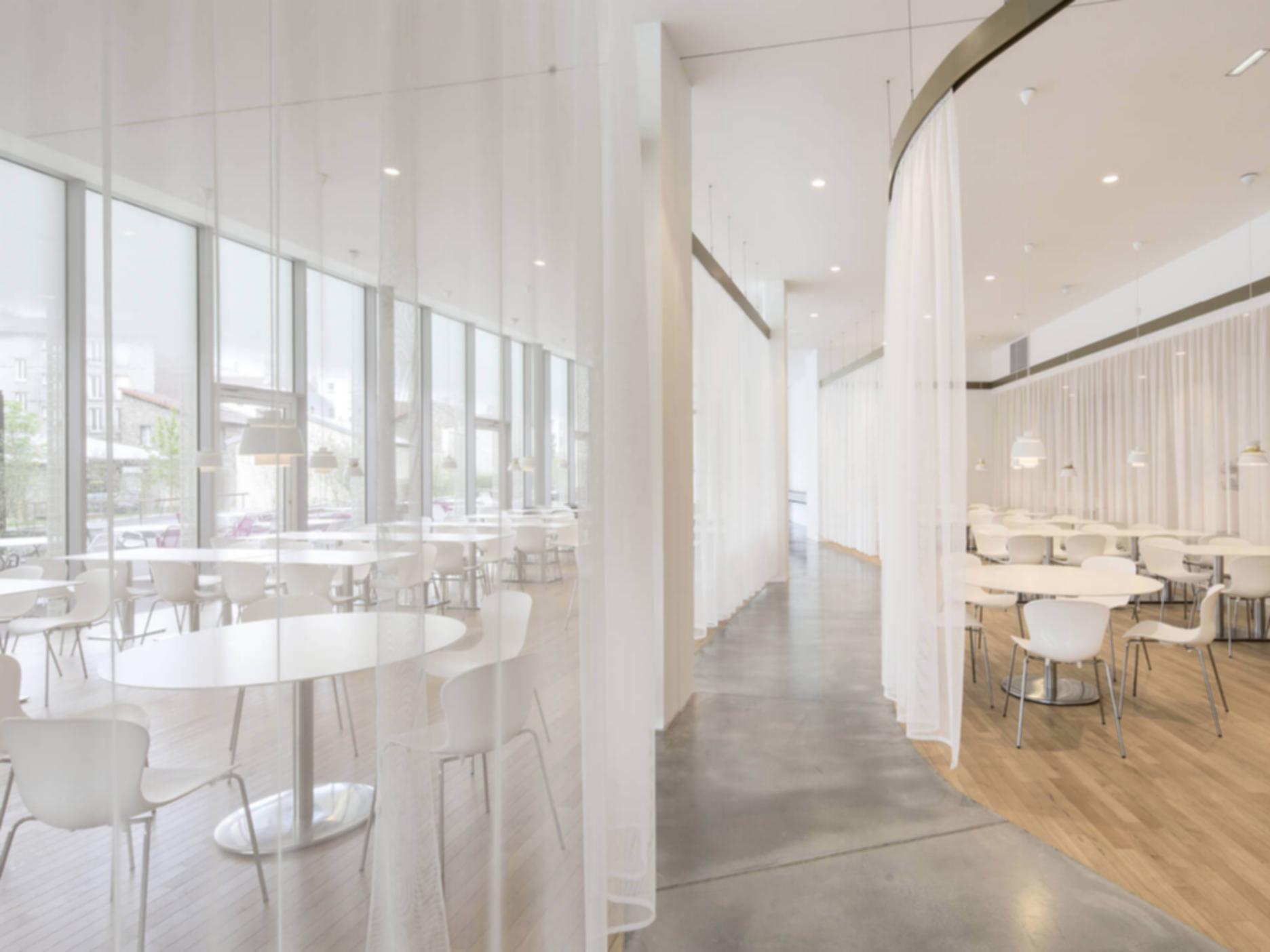 Hachette Livre Headquarters - Interior