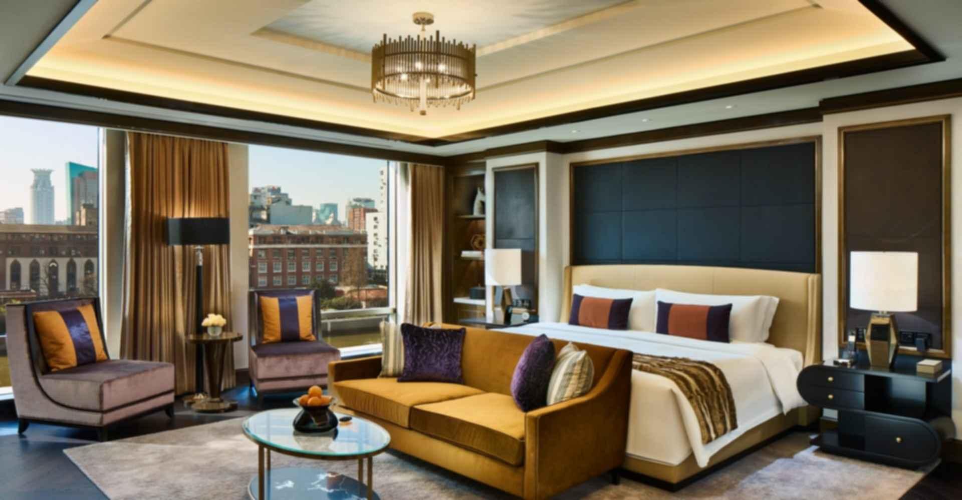 Bellagio Shanghai - Hotel Room Interior