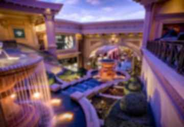 Caesars Palace Las Vegas - Forum Shops Fountain