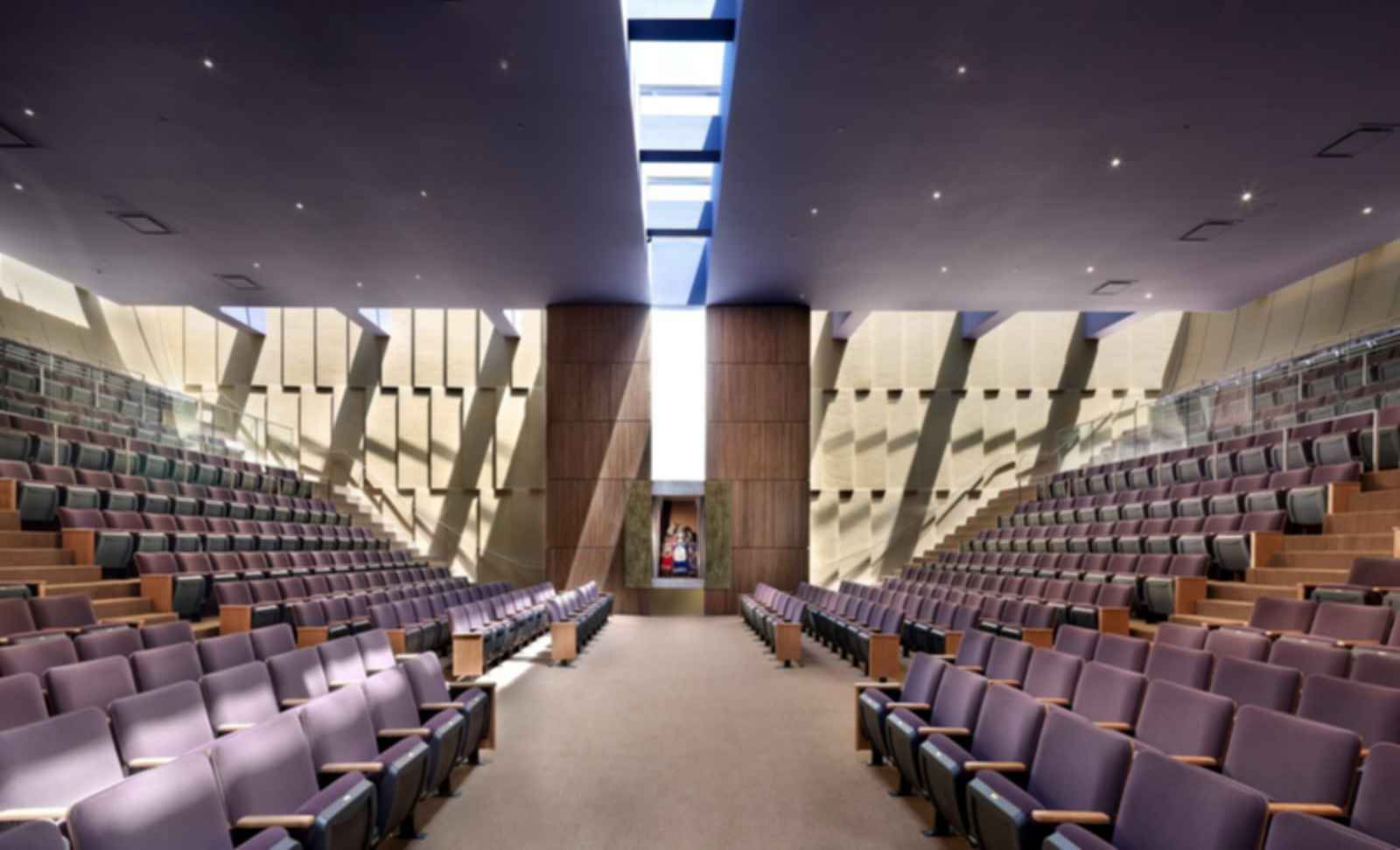 Beth Sholom Synagogue - Worship Space