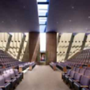 Beth Sholom Synagogue - Worship Space
