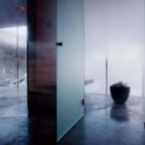Juvet Landscape Hotel River Sauna - Interior