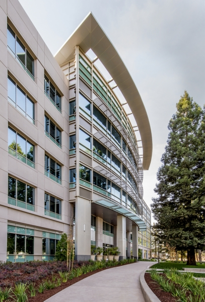 Synopsys Headquarters Exterior Modlar Com