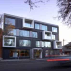Sunrose Condominiums - Exterior
