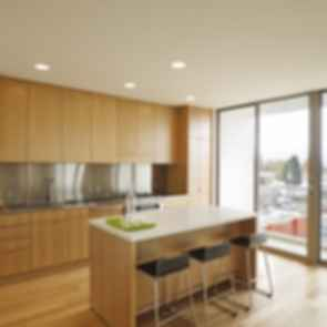 Sunrose Condominiums - Kitchen