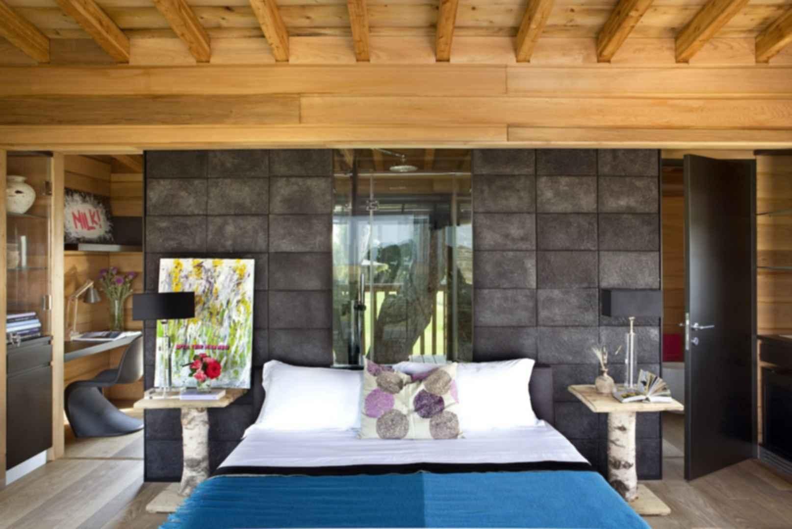 Refugio Sugli Alberi - Bedroom