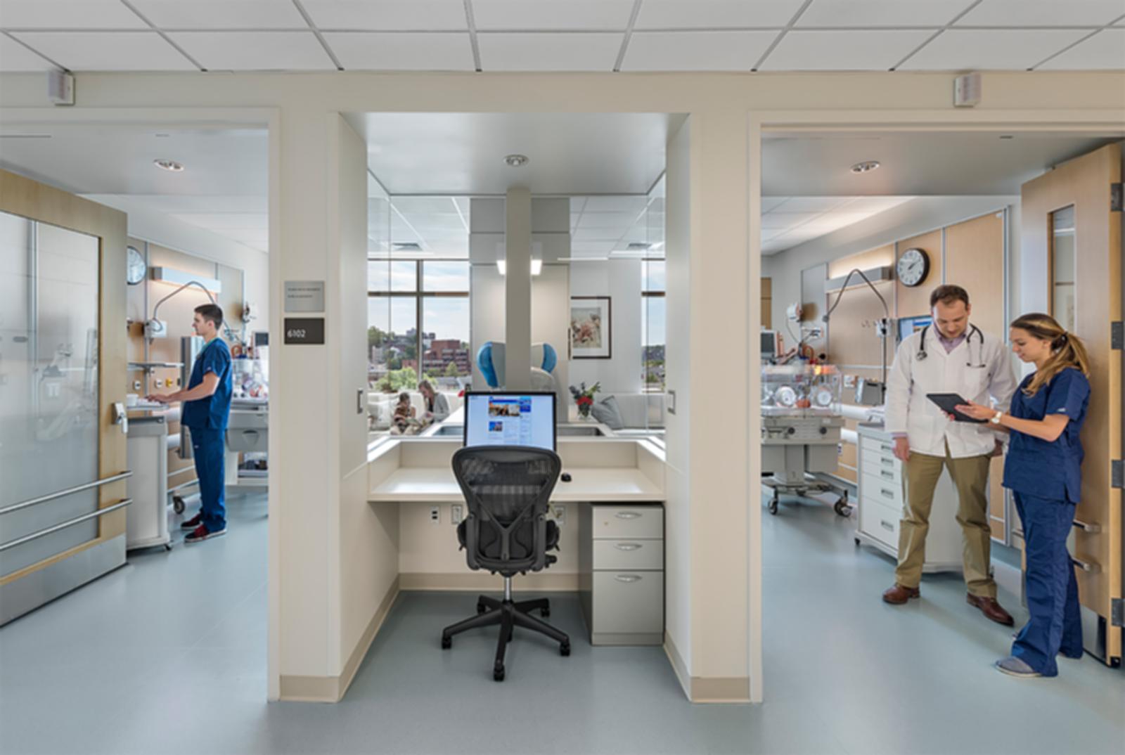 Boston Hospital NICU