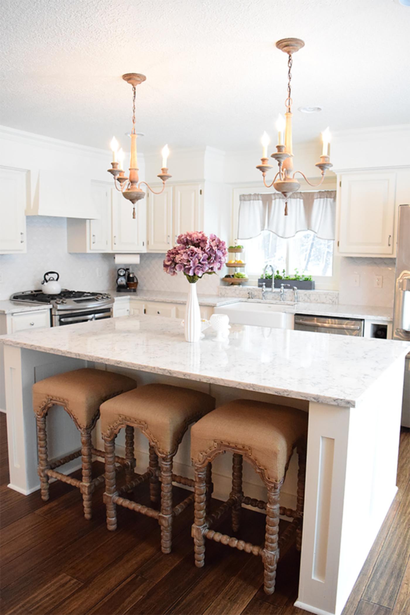 Adorned Homes Residence - Kitchen