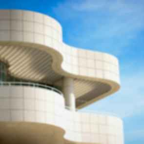 Getty Center - Exterior