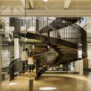 Global Apparel Headquarters - Stairs