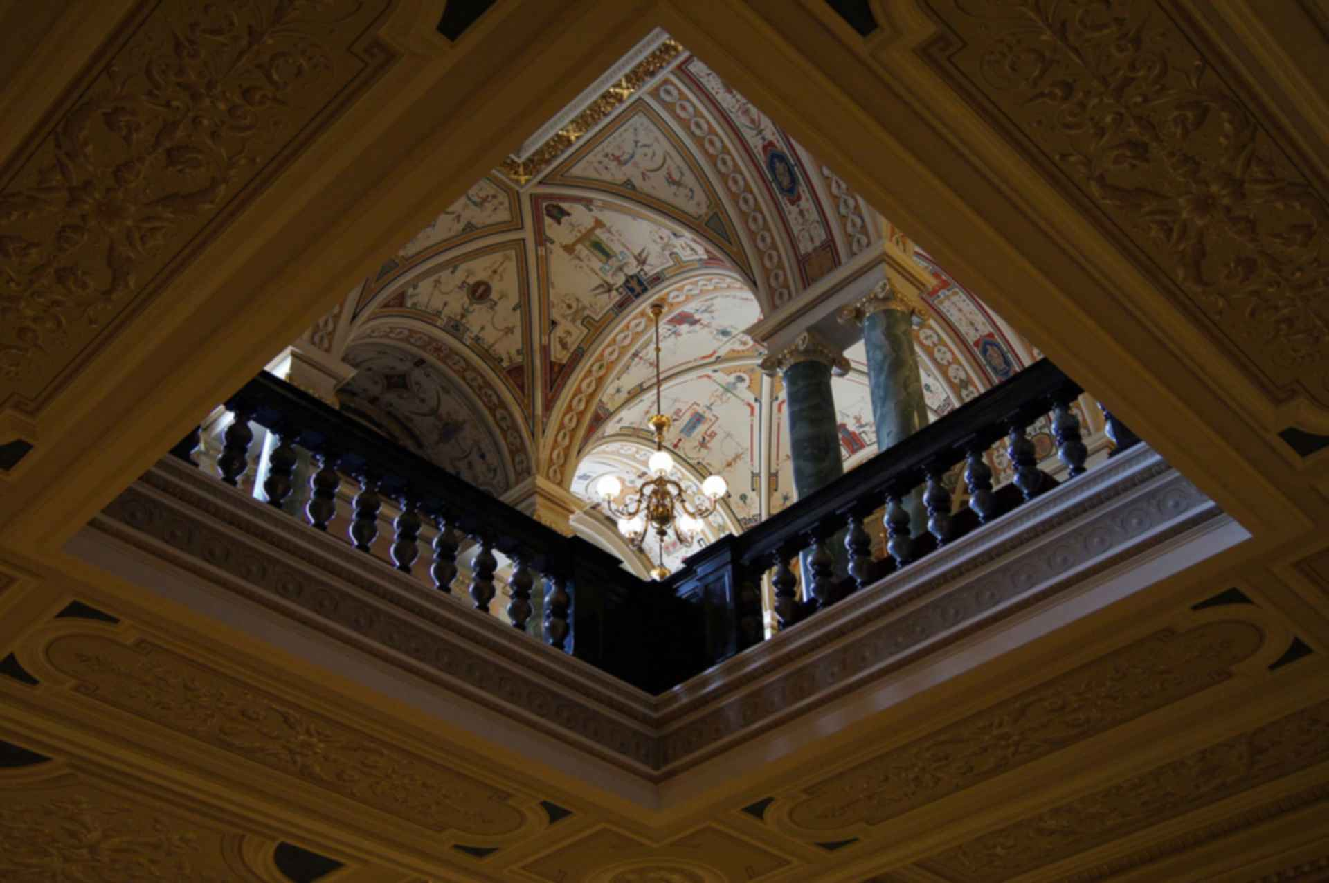 Semperoper - Interior