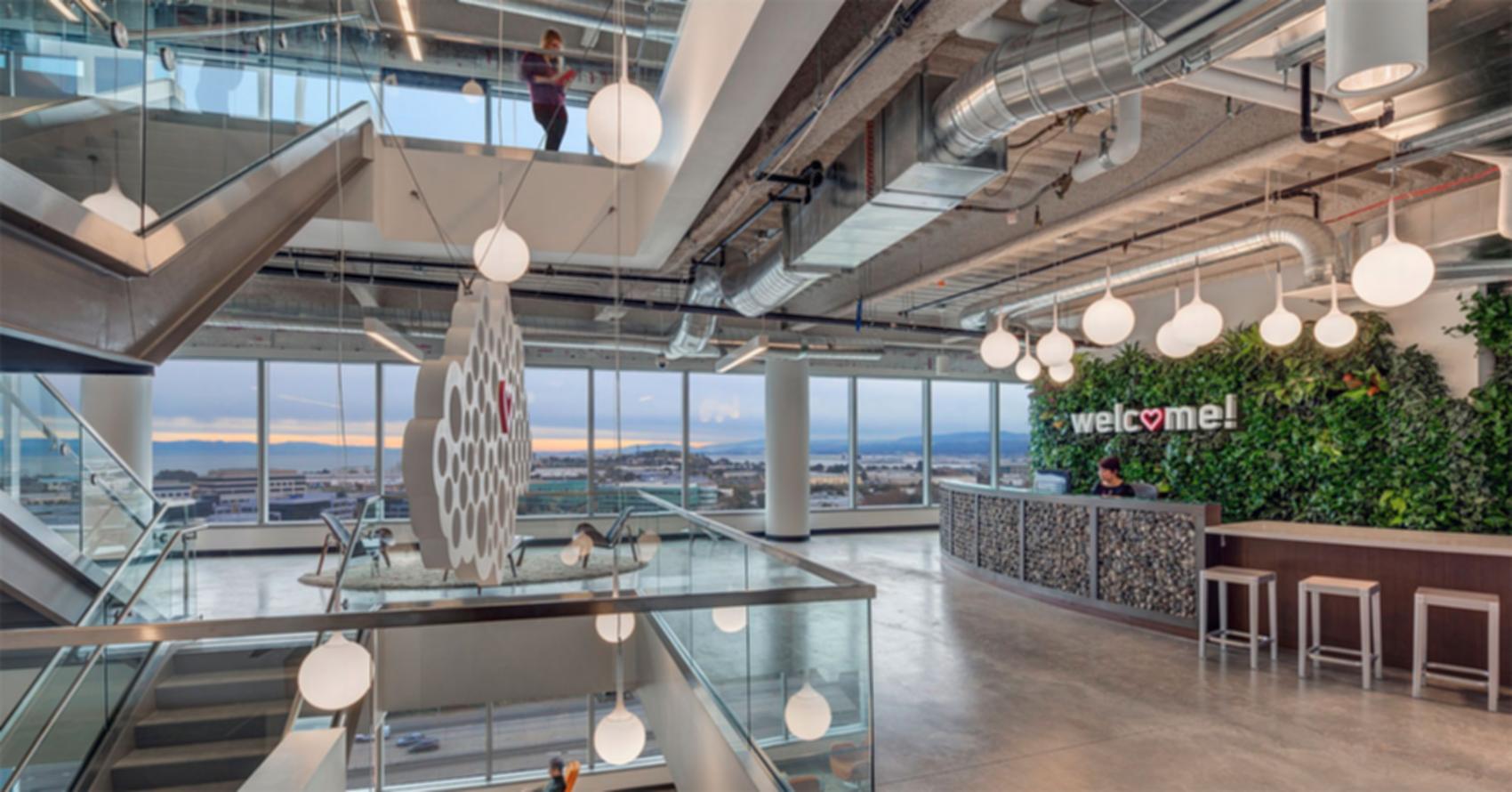 SuccessFactors Office - Reception
