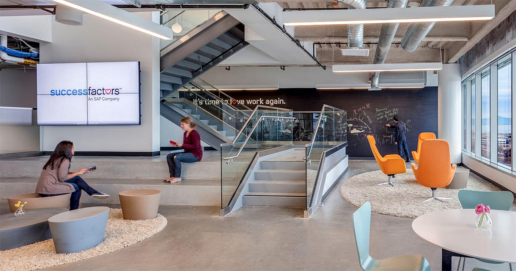 SuccessFactors Office - Interior
