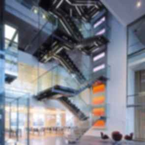FIH Domicile Office - Stairs