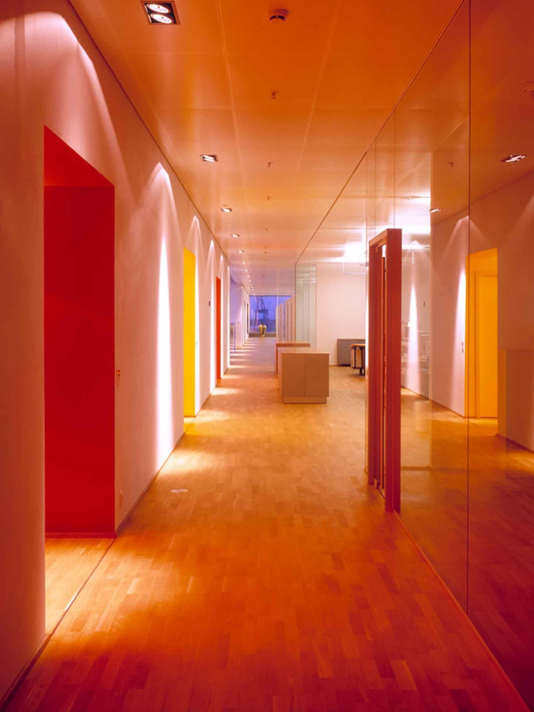 FIH Domicile Office - Interior