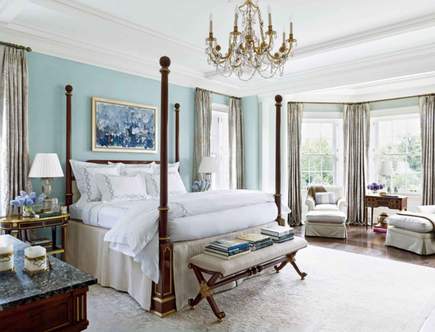 Texas Residence - Bedroom