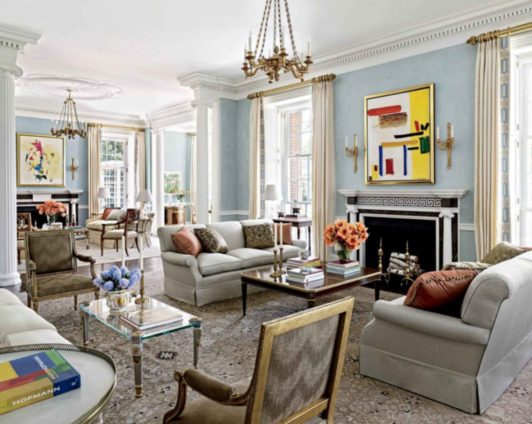 Texas Residence - Living Room