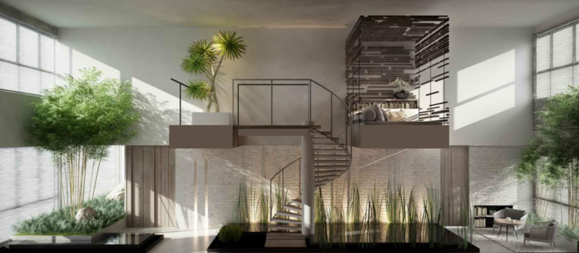 Penthouse Starhill - Interior