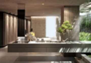 Penthouse Starhill - Bedroom