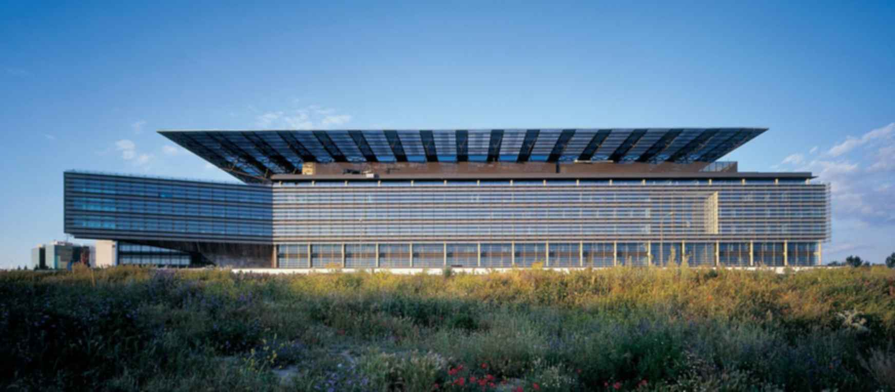 Endesa Headquarters - Exterior