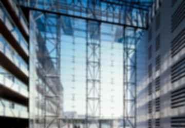 Endesa Headquarters - Atrium