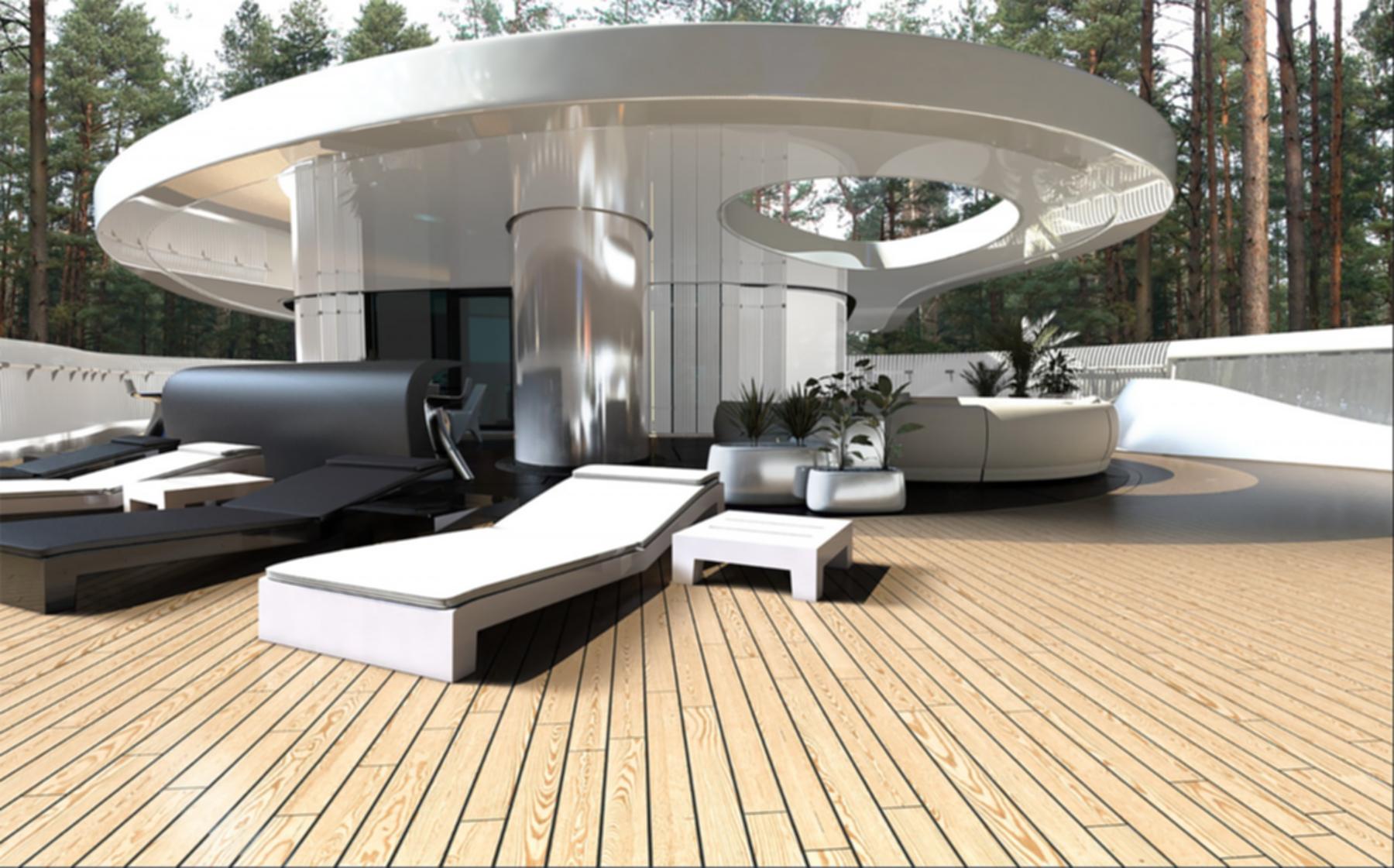 Kado - Roof Deck Concept