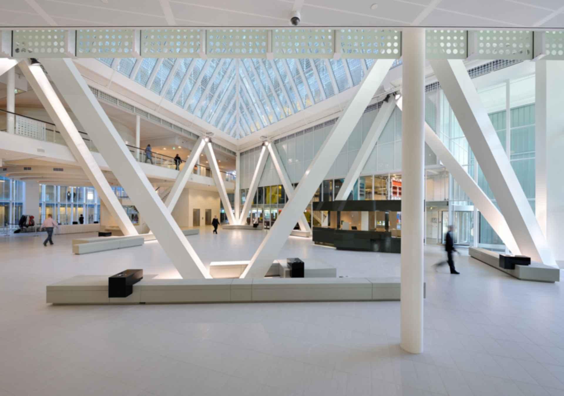 Leyweg Municipal Building - Interior