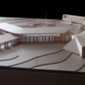 Bilkent Erzurum Laboratory School - Concept Design