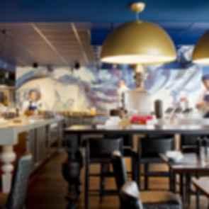 Andaz Amsterdam Prinsengracht - Restaurant