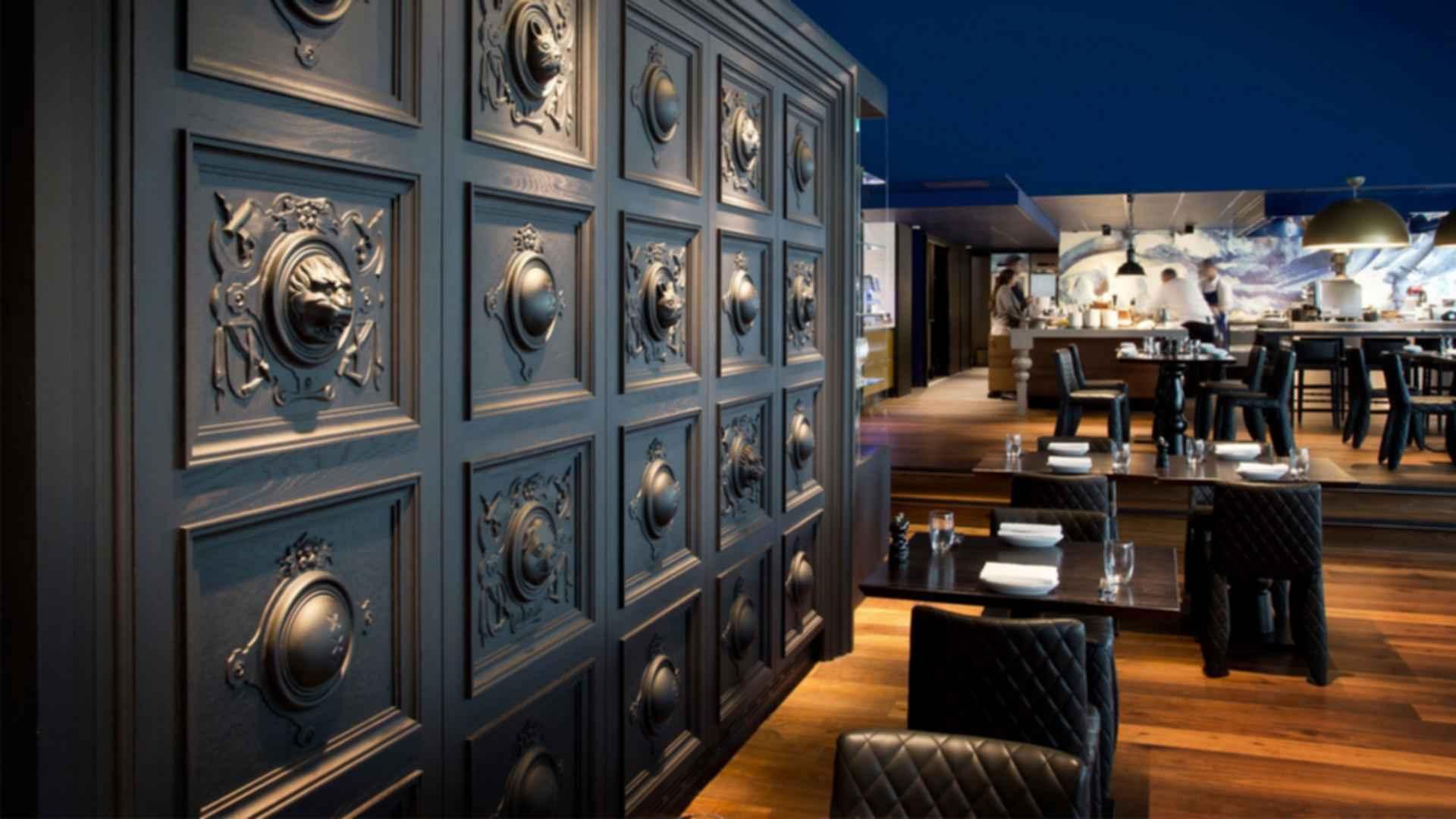 Andaz Amsterdam Prinsengracht - Restaurant Interior