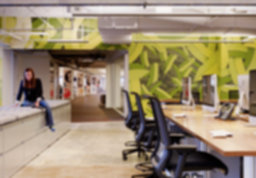 Young & Rubicam Offices - Interior
