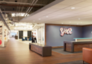 Young & Rubicam Offices - Reception