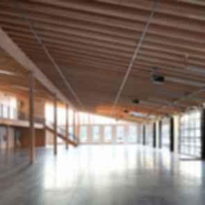 Flex Building - Interior