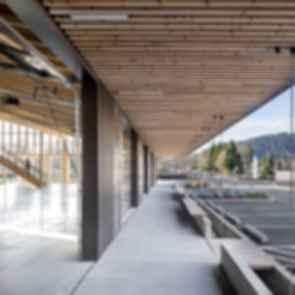 Flex Building - Entrance