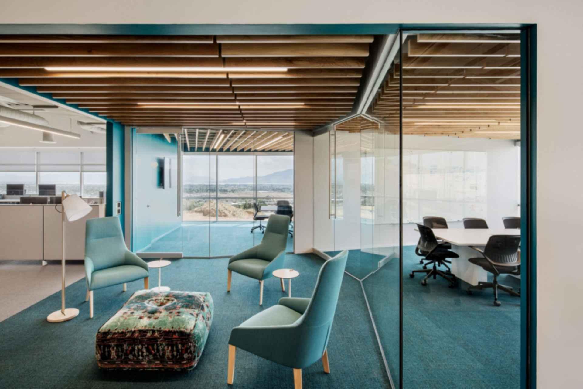 Ancestry Office - Interior