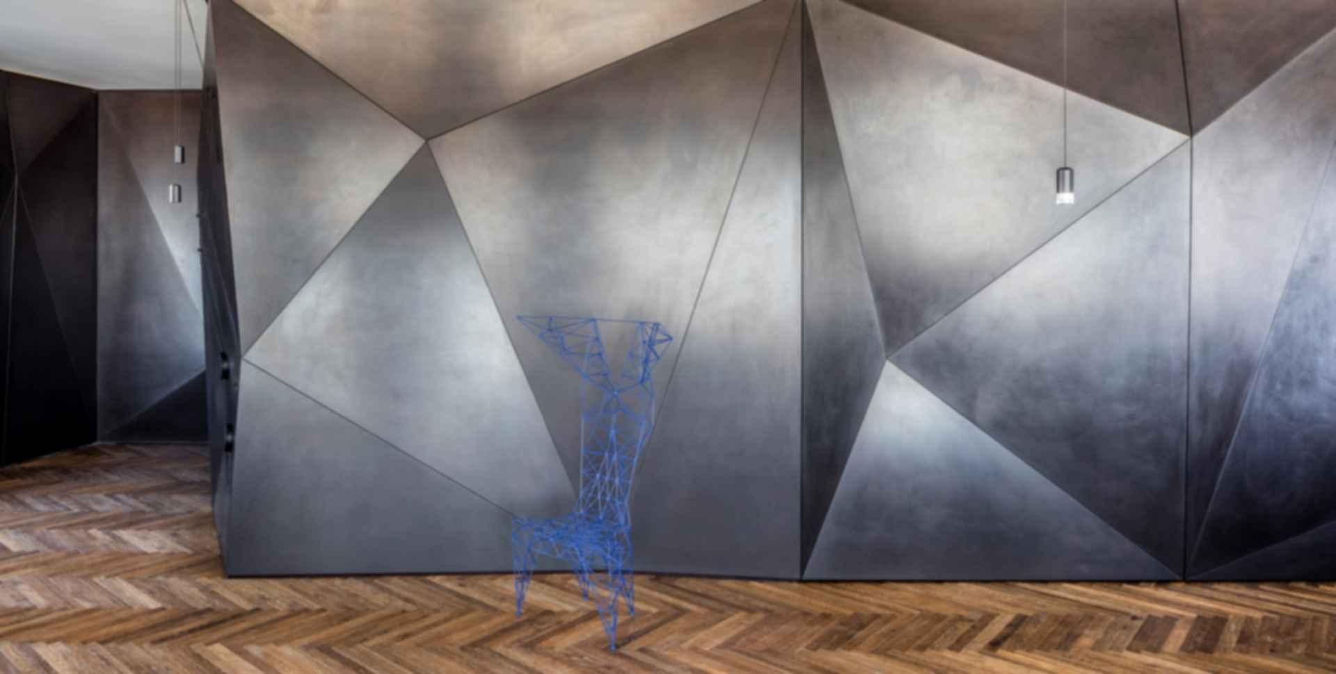 Origami Iron Penthouse