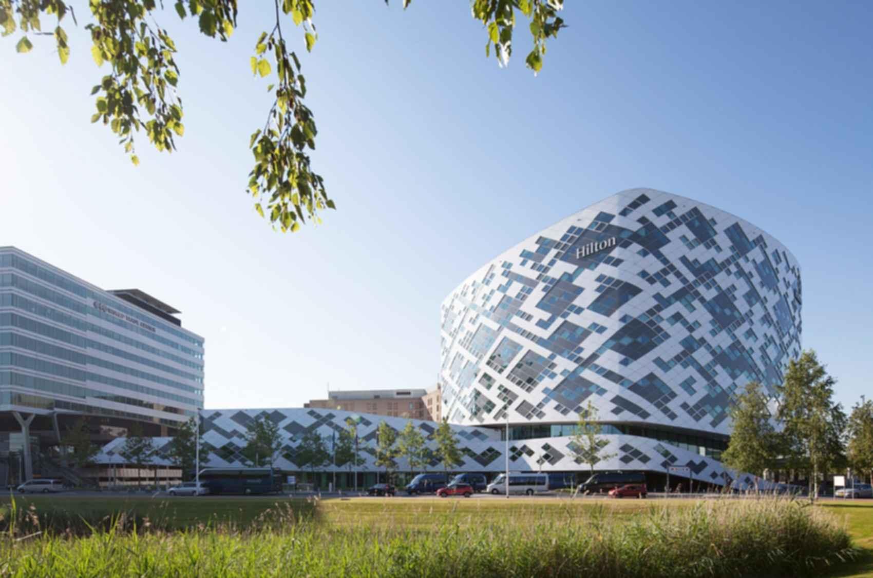 Hilton Amsterdam Airport Schiphol - Façade