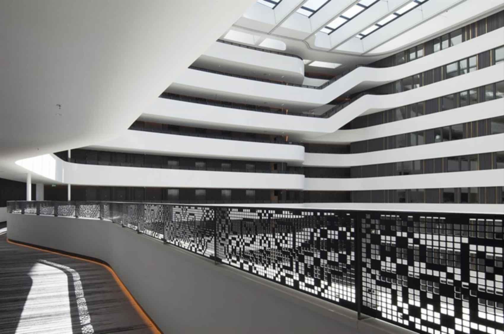 Hilton Amsterdam Airport Schiphol - Interior
