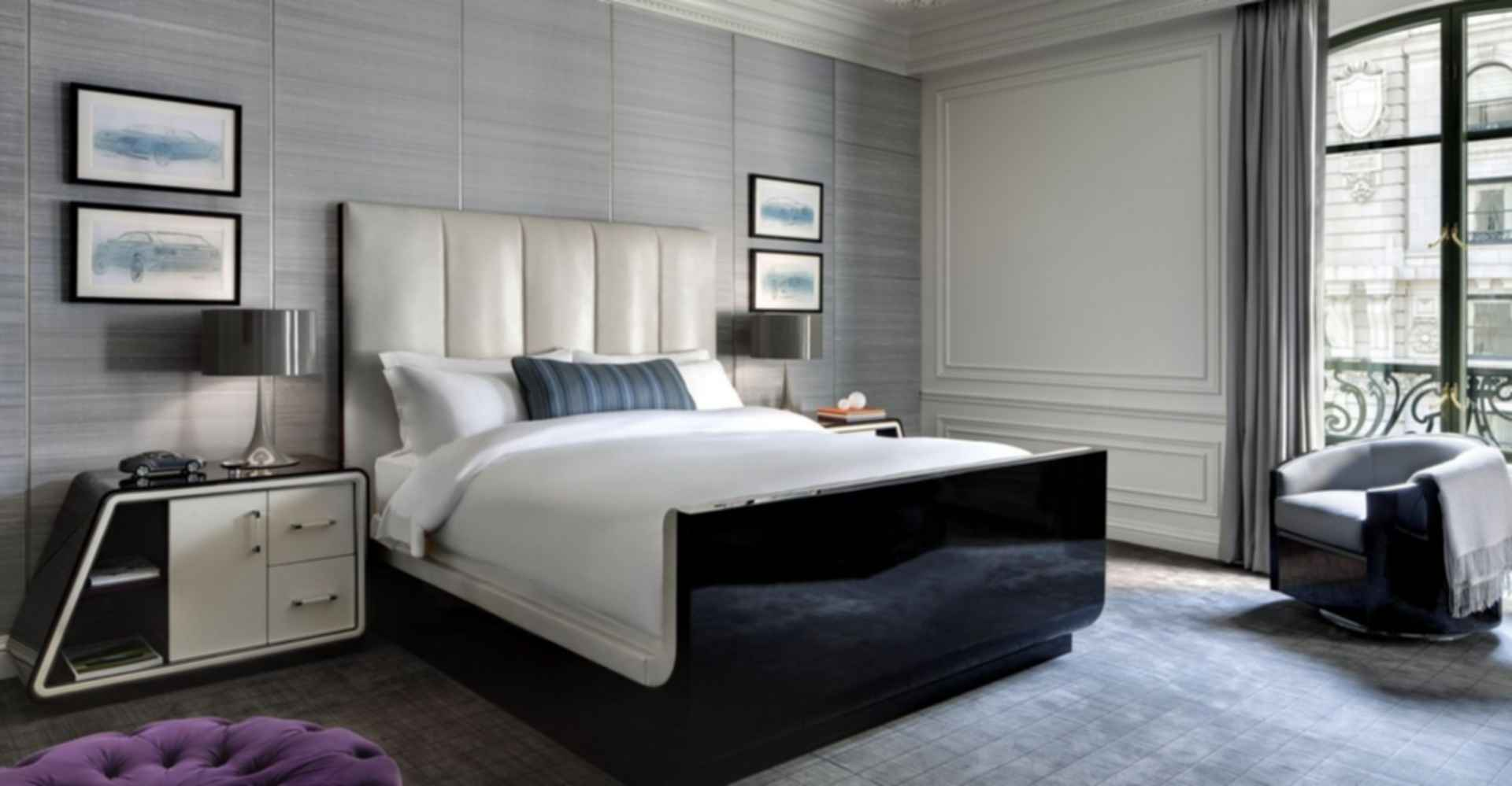 St Regis New York Bentley Suite - Bedroom