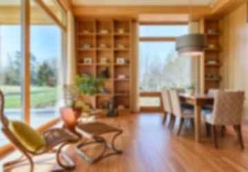 Contemporary Barn Residence - Great Room
