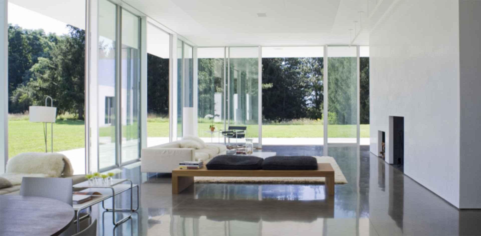 East Aurora Residence - Living Room