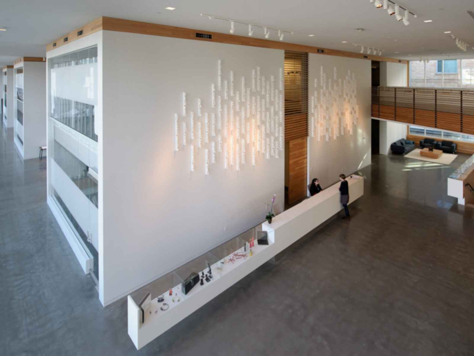 Ziba Headquarters - Lobby