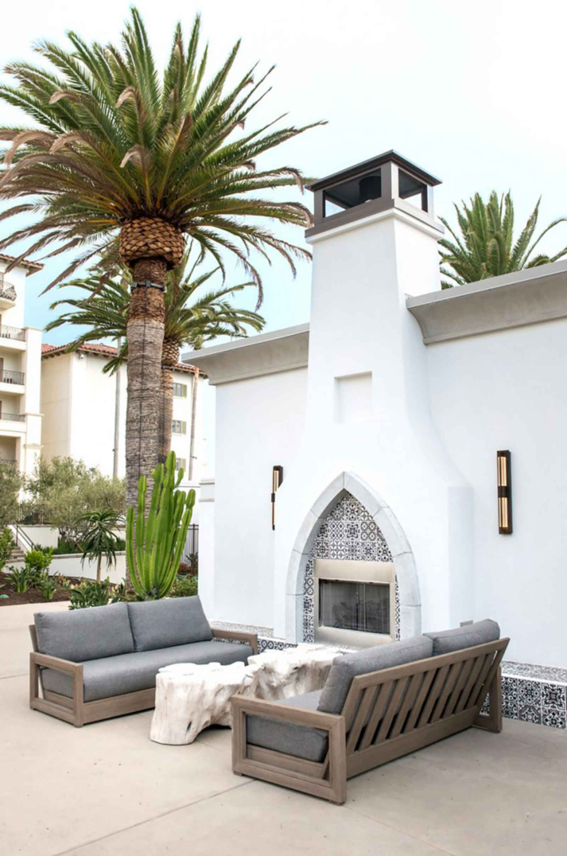 Monarch Beach Resort - Outdoor Seating