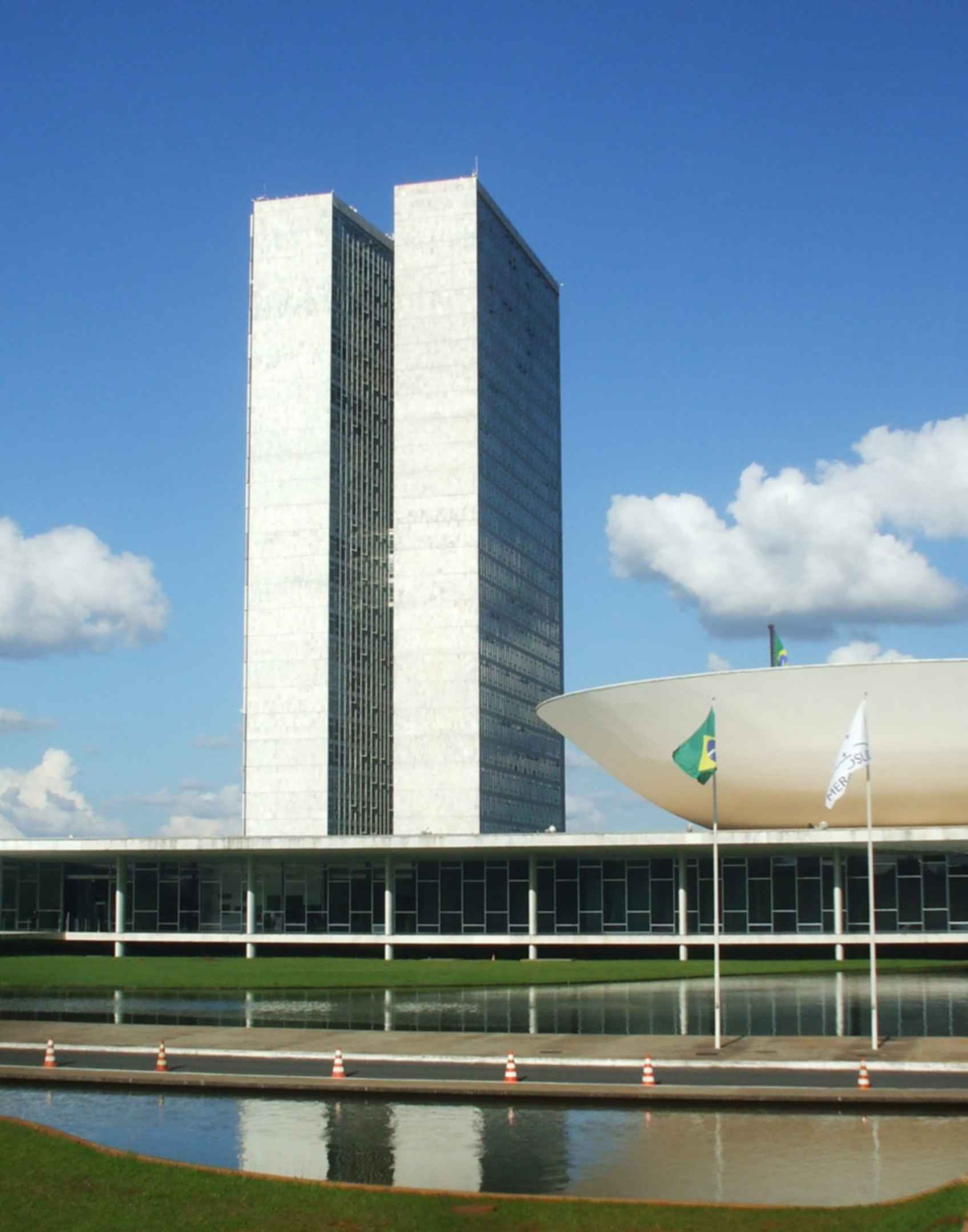 National Congress Building - Towers