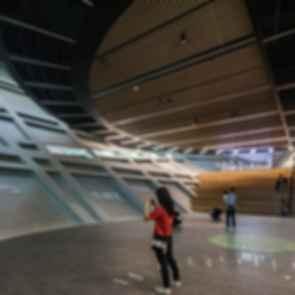 Longgang Cultural Centre - Interior