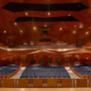 New York University Abu Dhabi - Theater