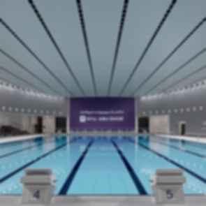 New York University Abu Dhabi - Swimming Pool