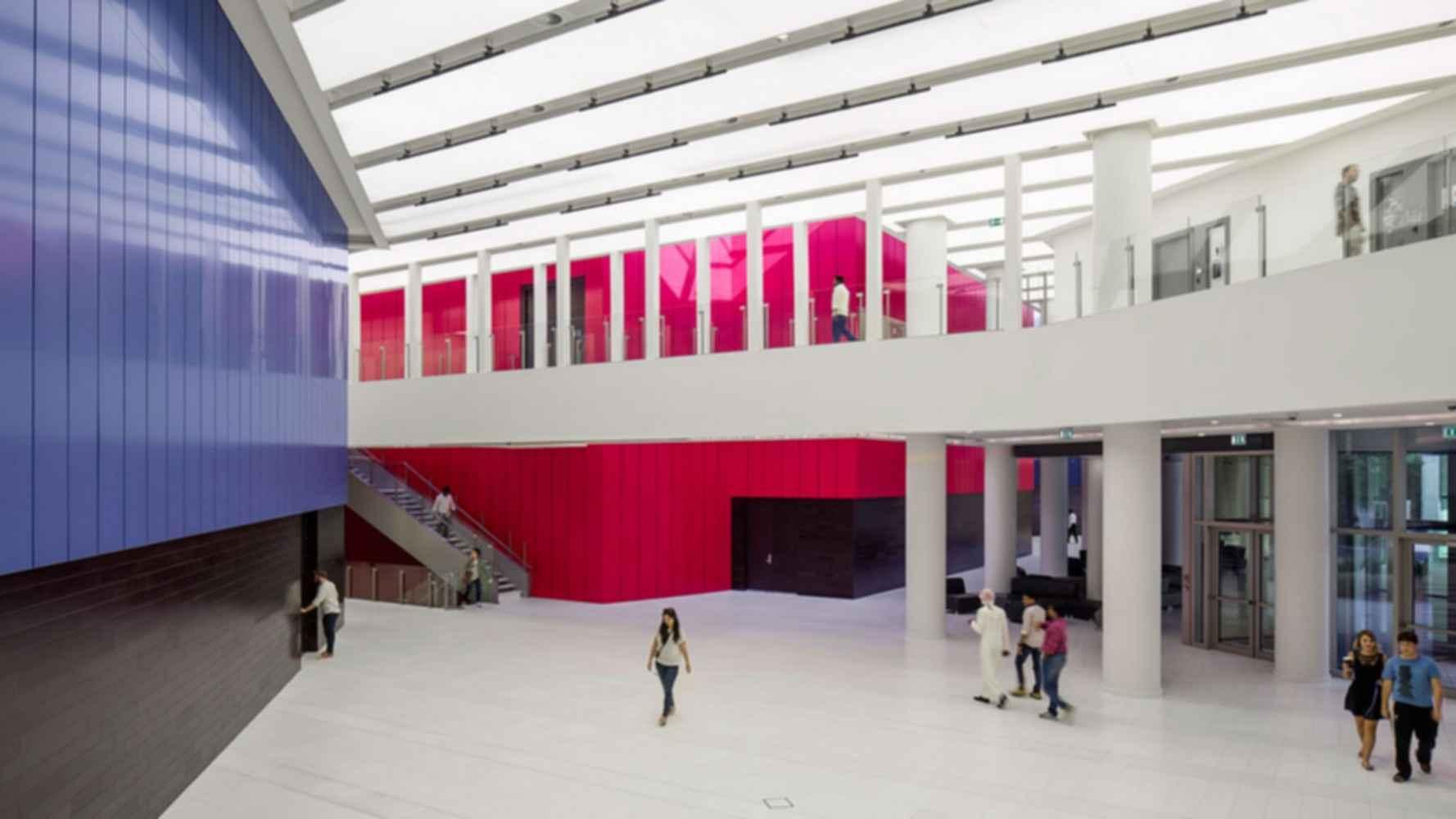 New York University Abu Dhabi - Interior